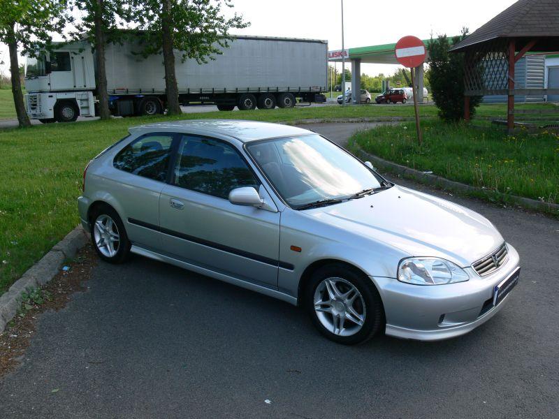 Przeglądasz: Honda Civic 1.5 Vtec 2000 r.