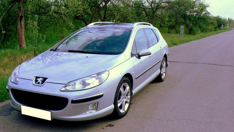 Przeglądasz: Peugeot 407 SW 2.0 HDI 2006 r.