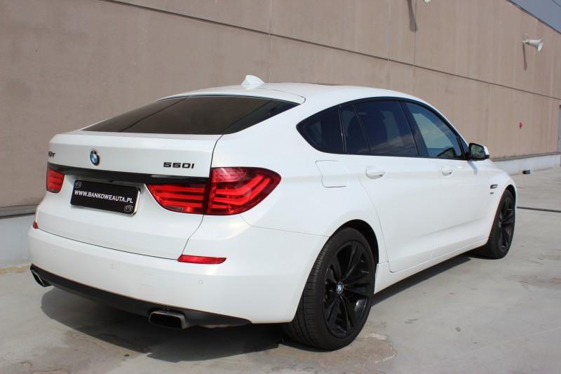 Przeglądasz: BMW 5GT 550i x Drive 2010 r.  23% VAT