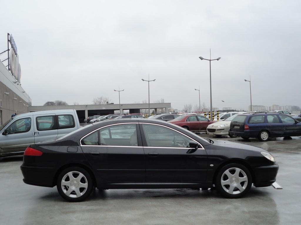 Przeglądasz: Peugeot 607 HDI 2004 r.