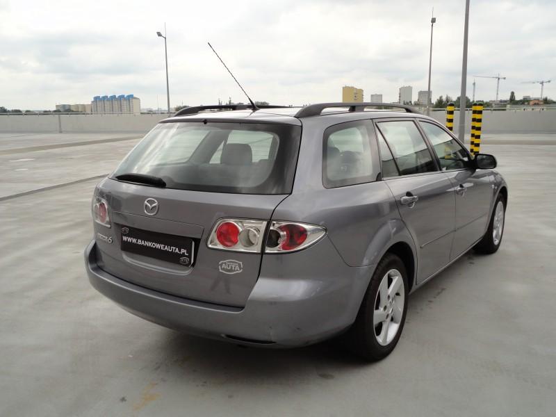 Przeglądasz: Mazda 6 1.8 2004 r. grafitowa