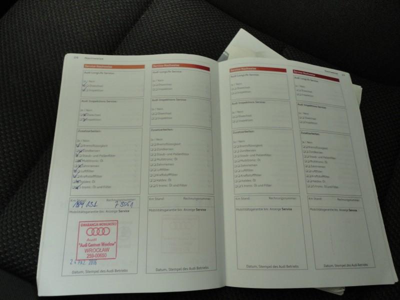 Przeglądasz: Audi A3 1.6TDI Sportback 2012 r. 23%VAT