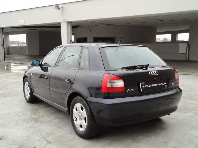 Przeglądasz: Audi A3 1.8T 180KM quattro 2001 r.