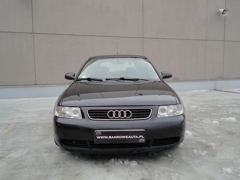 Przeglądasz: Audi A3 1.9 TDI 2002 r.