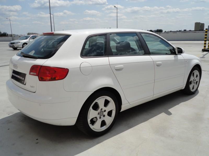 Przeglądasz: Audi A3 1.4T 2008 r.