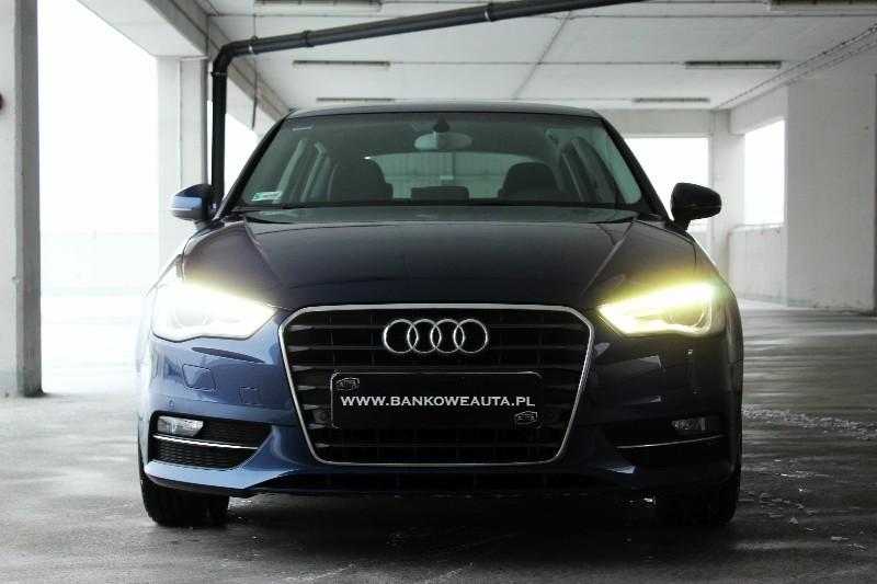 Przeglądasz: Audi A3 1.6TDI Sportback 2014 r. 23%VAT