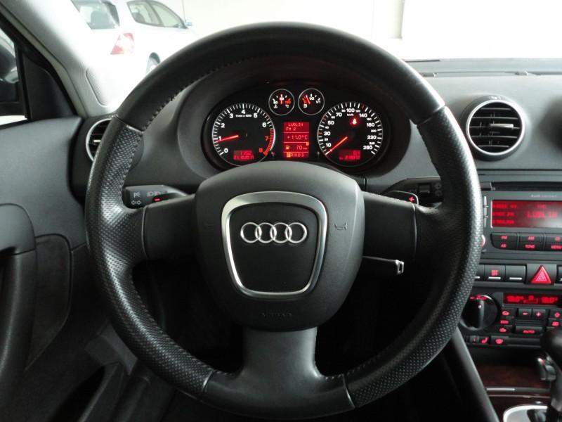 Przeglądasz: Audi A3 1.8T automat 2008 r.
