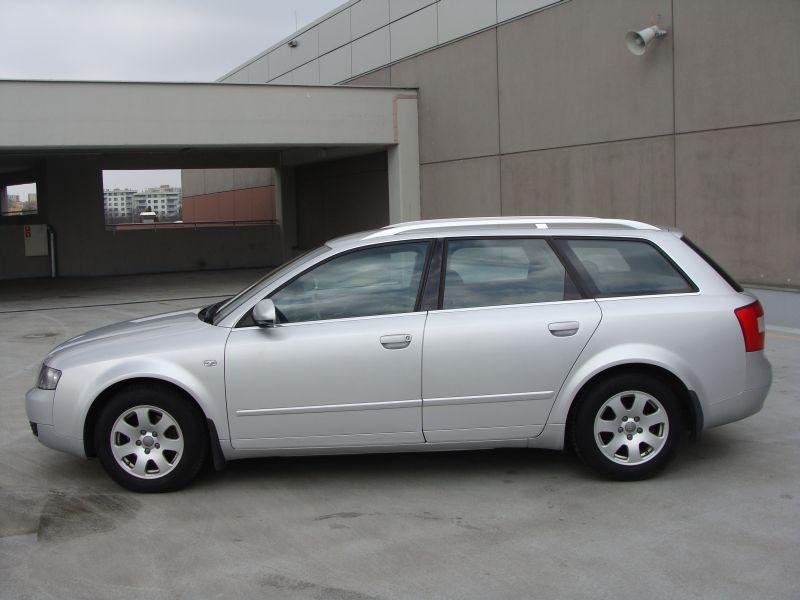 Przeglądasz: Audi A4 1.9 TDI 2004 r.