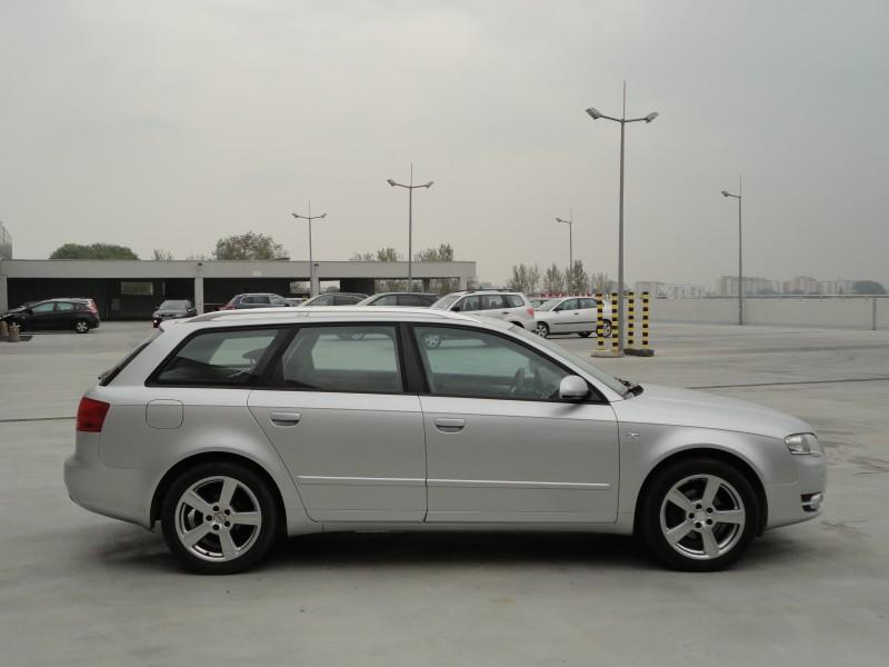 Przeglądasz: Audi A4 1.9 TDI 2007 r.
