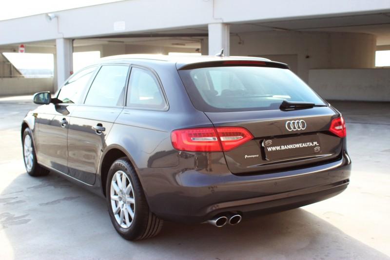 Przeglądasz: Audi A4 2.0 TDI 2015 r. 23% VAT