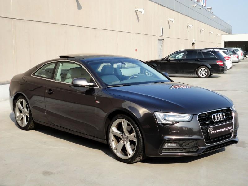 Przeglądasz: Audi A5 S Line 3.0TDI 2011 r.