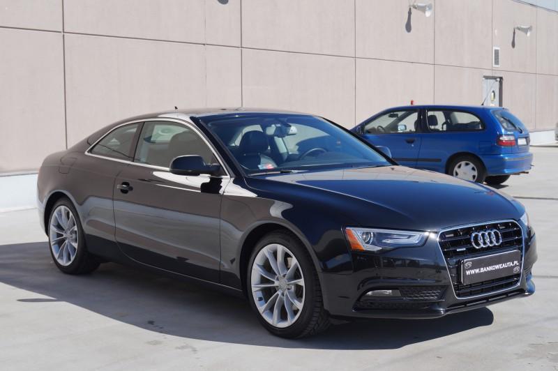 Przeglądasz: Audi A5 2.0T quattro 2013 r.
