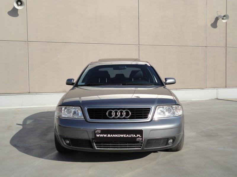 Przeglądasz: Audi A6 2.8 V6 1999 r.
