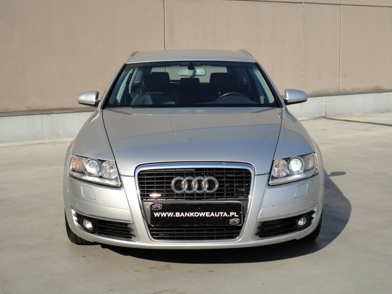 Przeglądasz: Audi A6 2.7 TDI 2006 r.