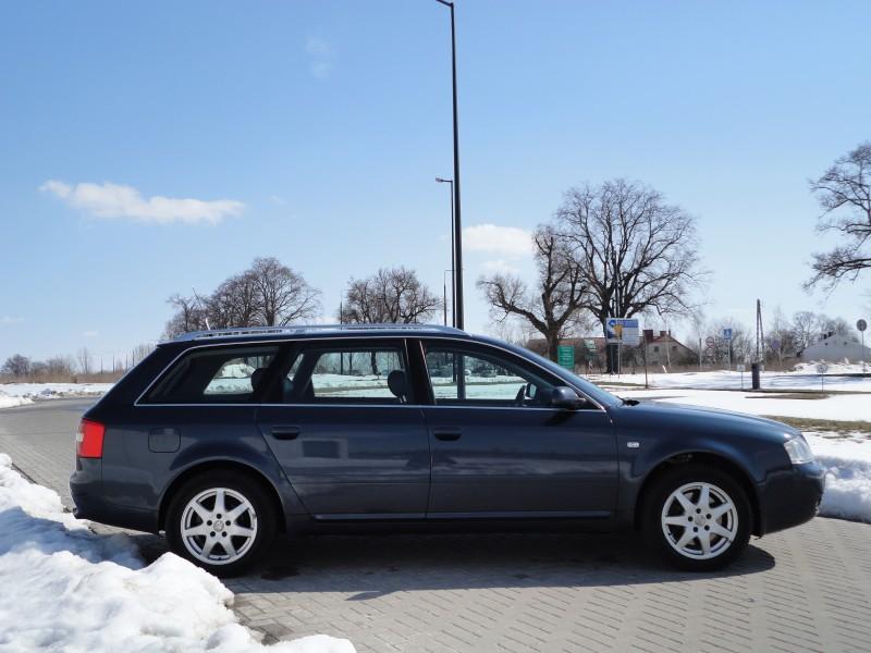 Przeglądasz: Audi A6 2.4 quattro 2002 r.