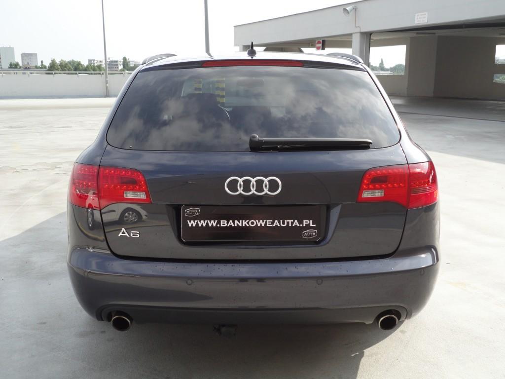 Przeglądasz: Audi A6 2.4 quattro 2008 r. grafitowe