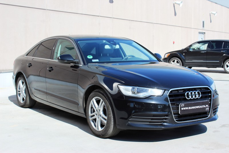 Przeglądasz: Audi A6 3.0TDI 2014 r. 23% VAT