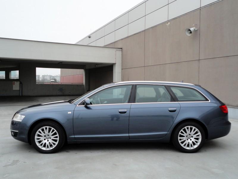 Przeglądasz: Audi A6 3.0 TDI quattro 2007 r. kombi