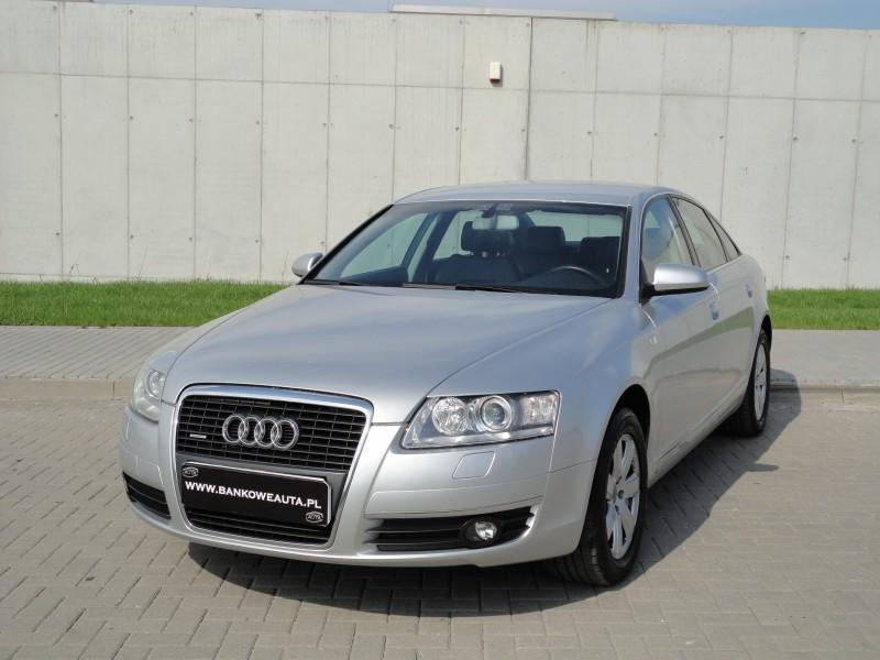 Przeglądasz: Audi A6 3.2 quattro 2005 r.