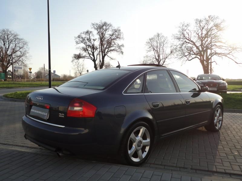 Przeglądasz: Audi A6 3.0 V6 quattro 2001 r.