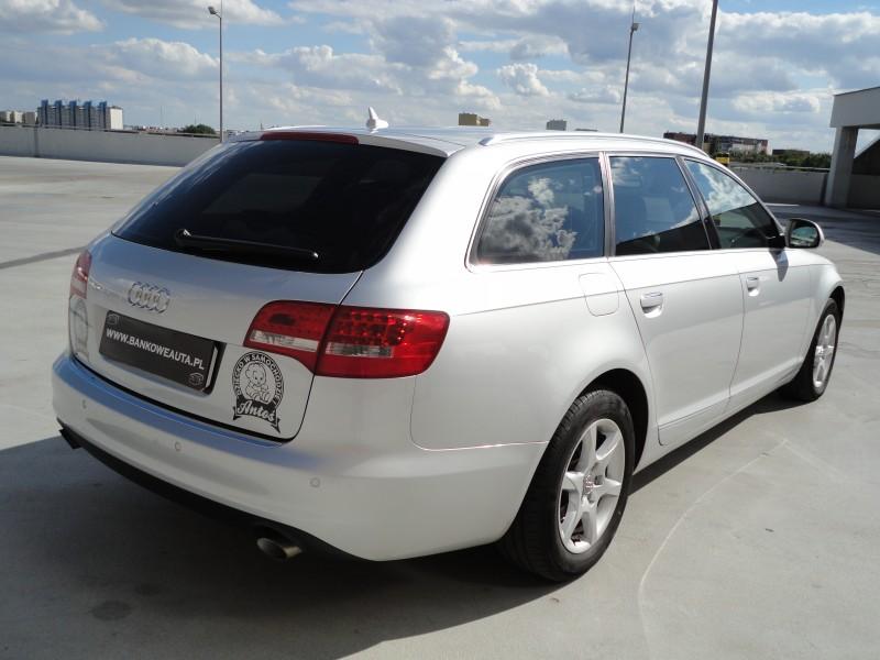 Przeglądasz: Audi A6 2.0 TDI 2009 r.