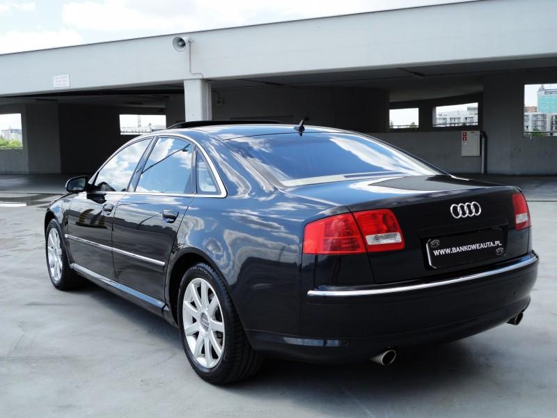 Przeglądasz: Audi A8 4.2 V8 quattro 2004 r.
