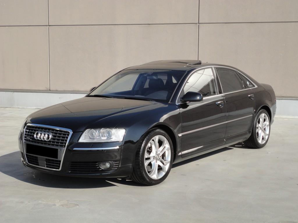 Przeglądasz: Audi A8 4.2 V8 quattro 2006 r.