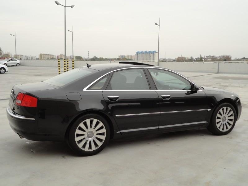 Przeglądasz: Audi A8 4.2 V8 quattro 2007 r.