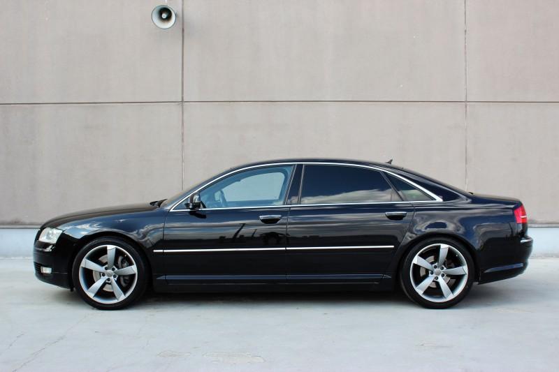 Przeglądasz: Audi A8 LONG 4.2 TDI 2008 r.