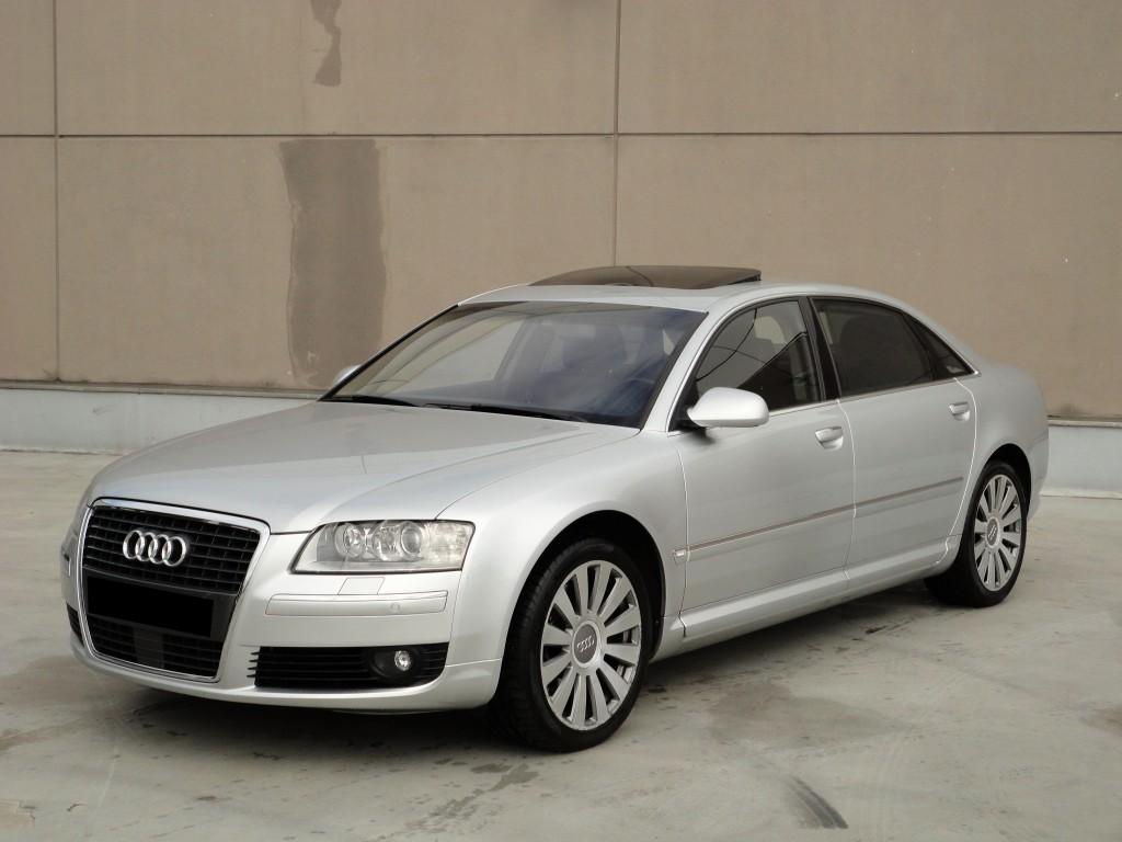 Przeglądasz: Audi A8 4.2TDI LONG quattro 2007 r.