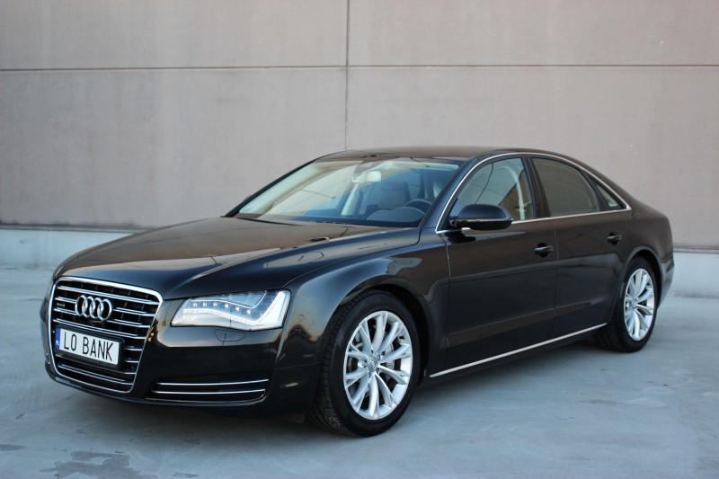 Przeglądasz: Audi A8 3.0TDI BALAO 2012 r. VAT 23%