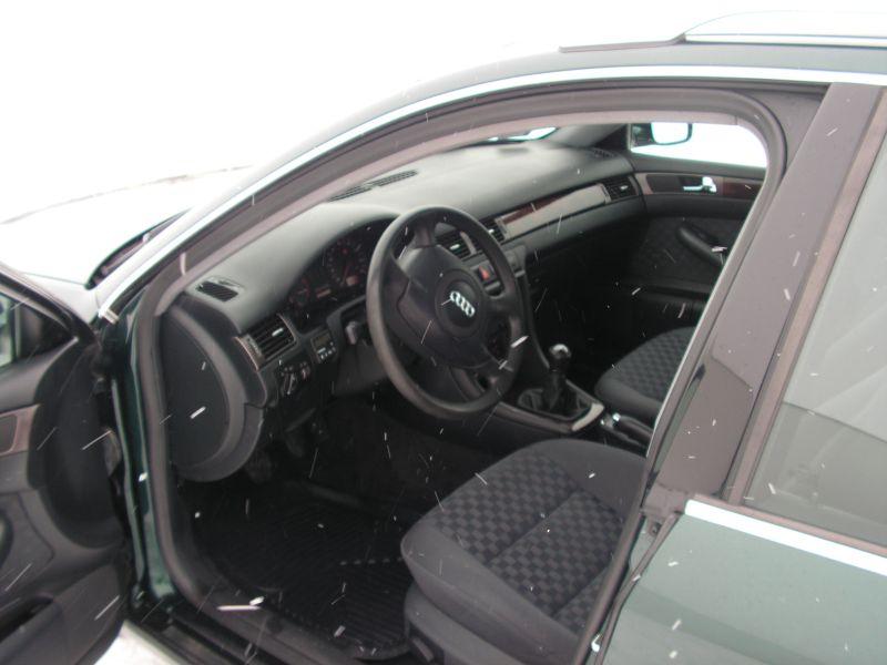 Przeglądasz: Audi A6 2,5 TDI 1998 r.