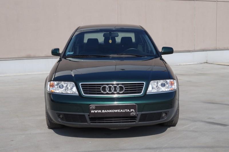 Przeglądasz: Audi A6 2.4 V6 1997 r.