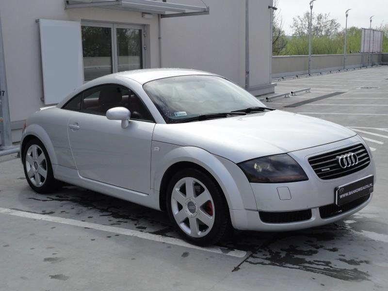 Przeglądasz: Audi TT quattro 2000 r.