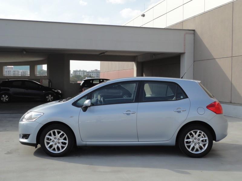 Przeglądasz: Toyota Auris 1.6 VVT-i 2008 r.