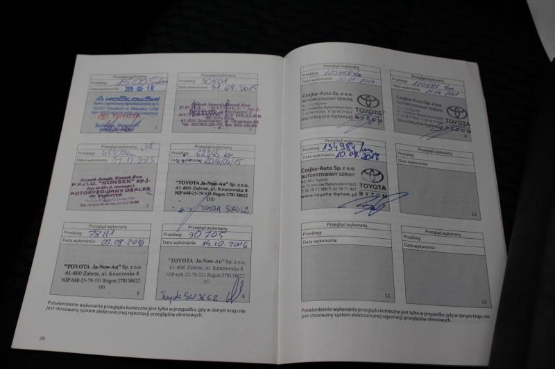 Przeglądasz: Toyota Auris II 2014 r 23% VAT
