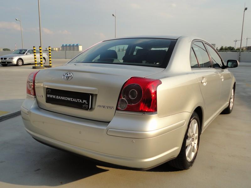 Przeglądasz: Toyota Avensis 2.0 VVTi  2008 r.