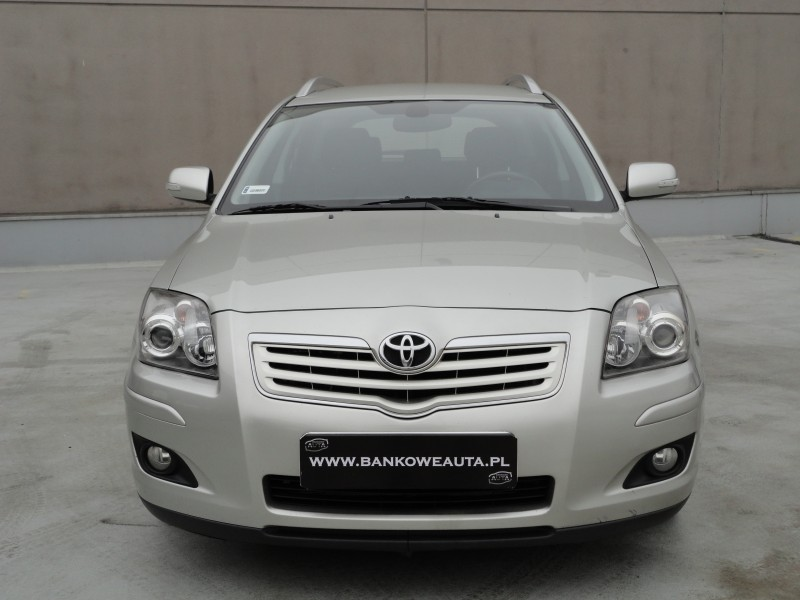 Przeglądasz: Toyota Avensis 2.0 D-4d 2008 r.