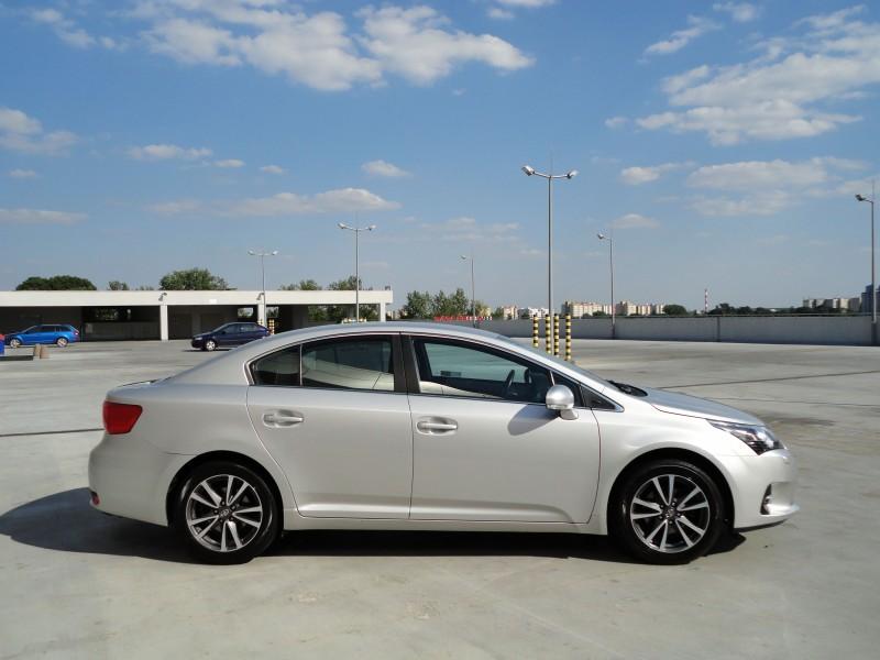 Przeglądasz: Toyota Avensis 2.0 2012 r. VAT 23%