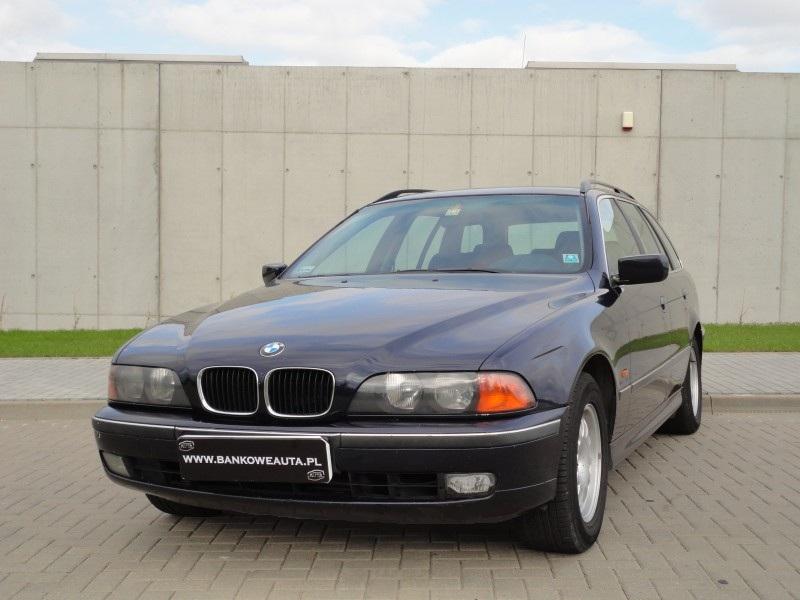 Przeglądasz: BMW 525d 2000r.