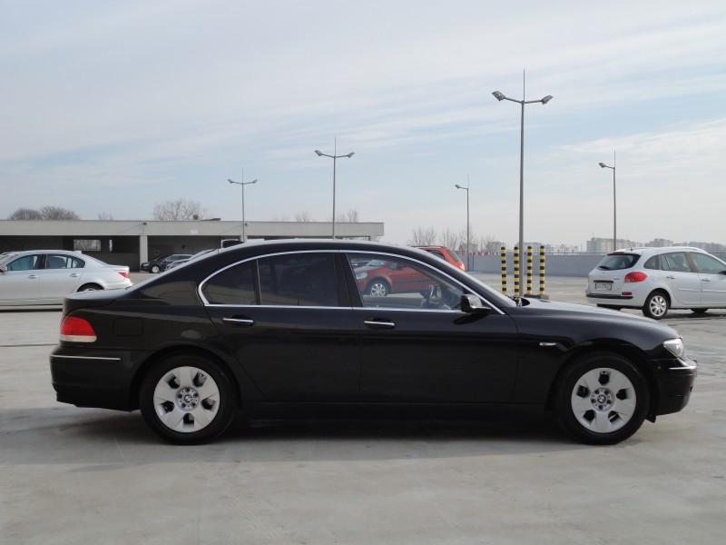 Przeglądasz: BMW E65 730d 2007 r.