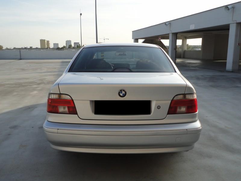 Przeglądasz: BMW 520i 1999 r.