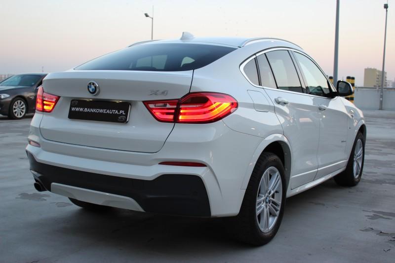 Przeglądasz: BMW X4 M-Pakiet 2018 r. FV 23%