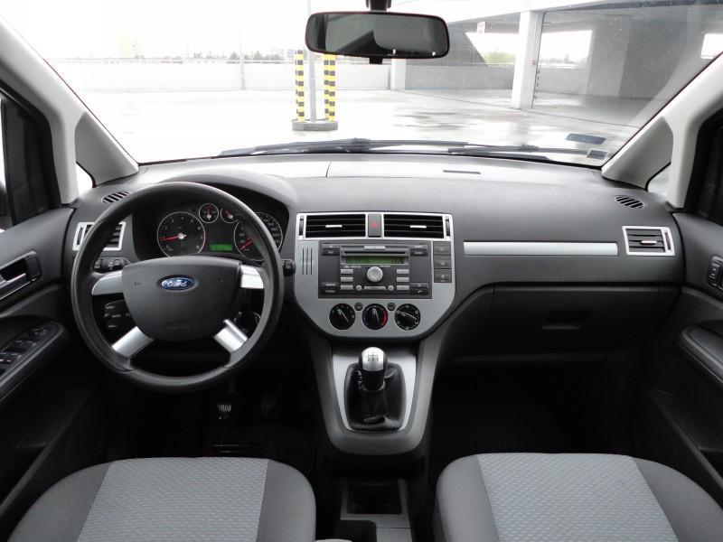 Przeglądasz: Ford C-Max 1.8 2007 r.