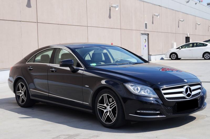 Przeglądasz: Mercedes CLS350 CDI 2011 r. VAT 23%