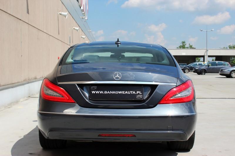Przeglądasz: Mercedes CLS 350 CDI 2012 r.