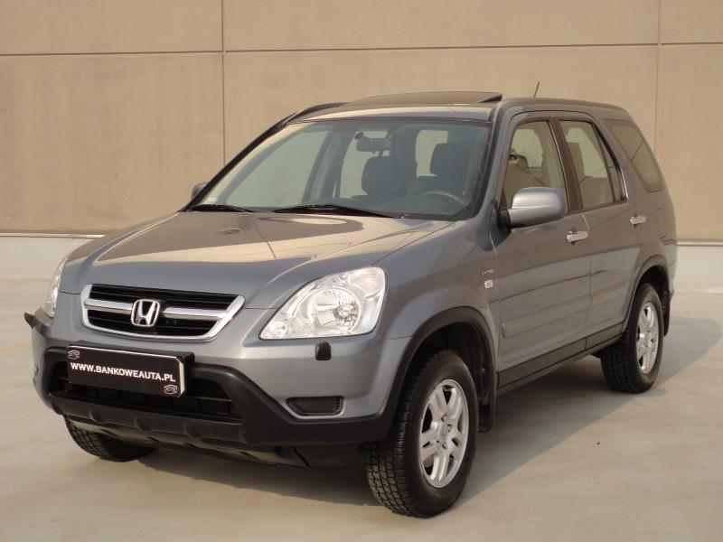 Przeglądasz: Honda CRV  Vtec  2005 r.
