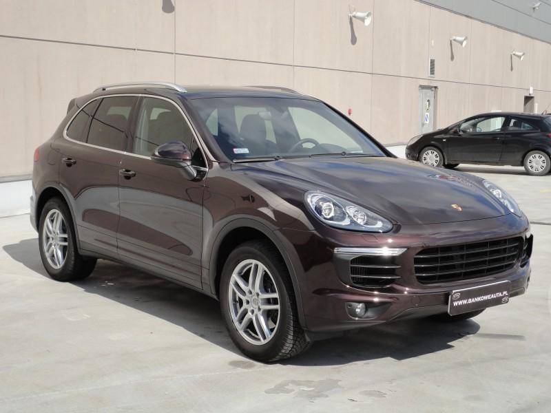 Przeglądasz: Porsche Cayenne 2014 VAT 23%