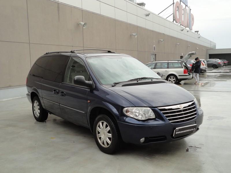 Przeglądasz: Chrysler Grand Voyager Limited 7 osobowy 2006 r.