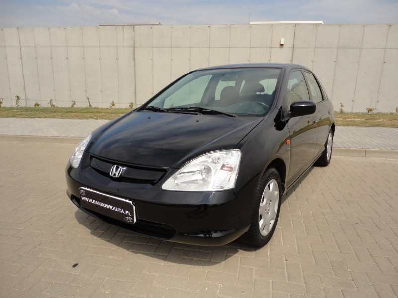 Przeglądasz: Honda Civic 5d 1.6 Vtec 2003 r.